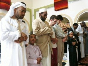 Eid Prayers 2009
